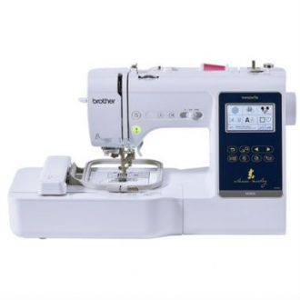 Máquina De Coser Y Bordar Brother M280D Disney